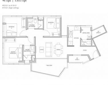 One-Meyer-East-Coast-floorplan-3-bedroom-type-B