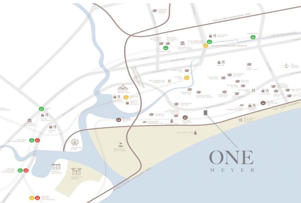 One-meyer-location-map-singapore-new-launch-condo